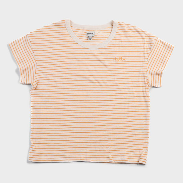 product: Rhythm Women's Oasis T-Shirt Mustard