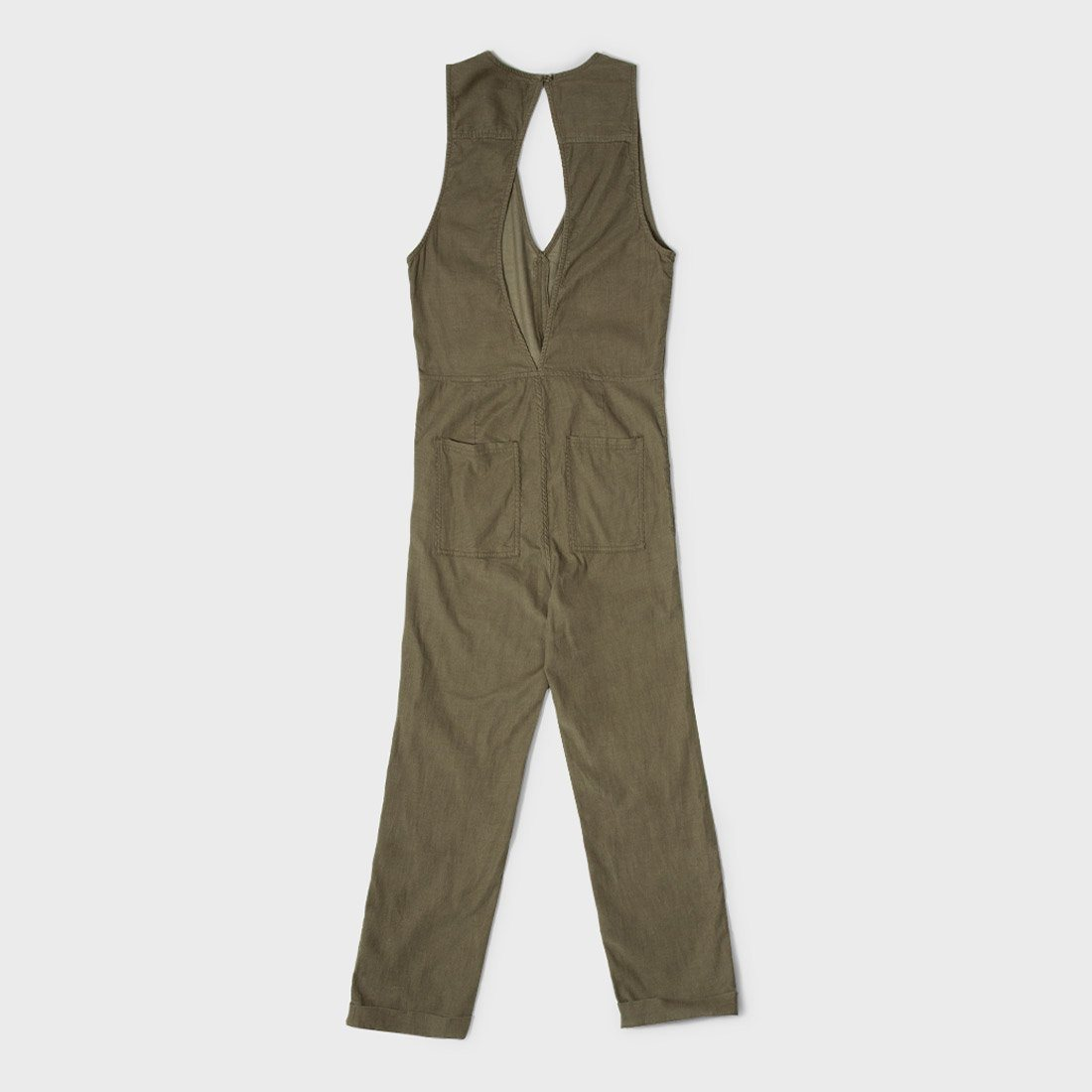 Rhythm Women's Wintersun Jumpsuit Moss