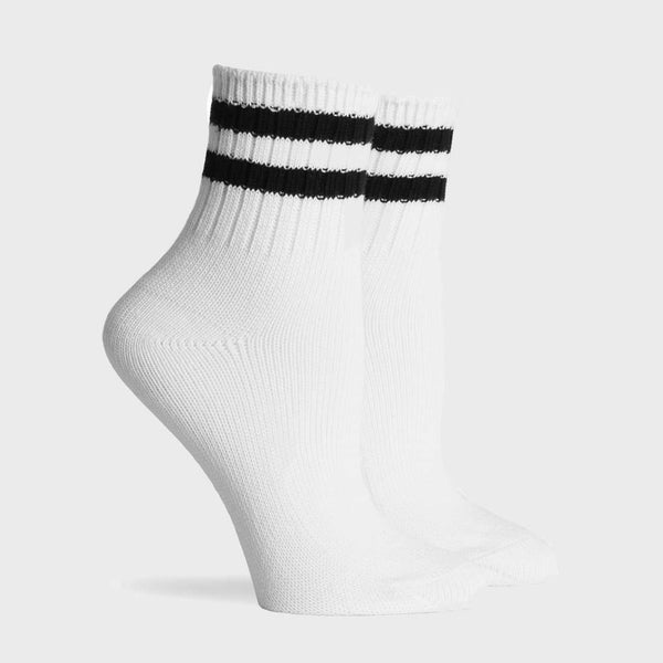 product: Richer Poorer Aria Women's White Sock
