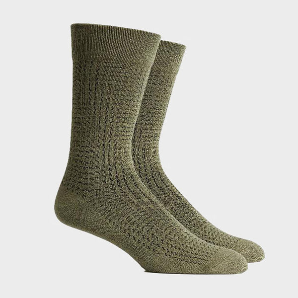 product: Richer Poorer Dashing Sock Surplus Green