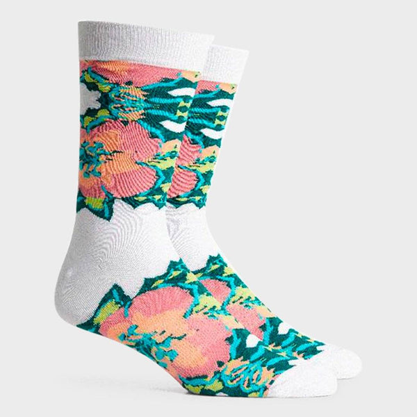 product: Richer Poorer Ella Sock Bright White