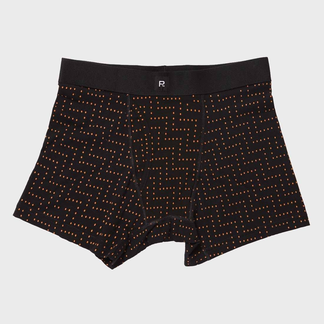 Richer Poorer Leonard Casual Boxer Brief Black