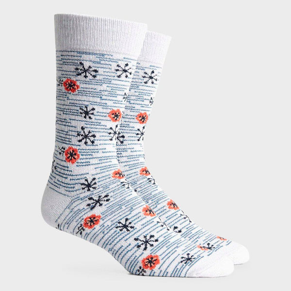 product: Richer Poorer Nifty Sock Bright White