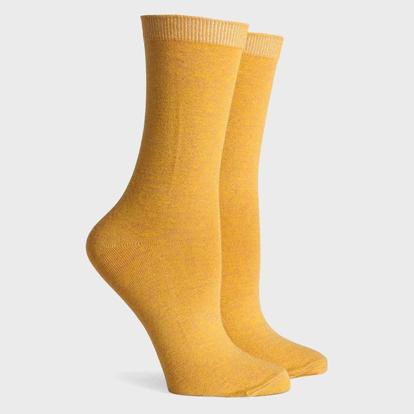 product: Richer Poorer Nightingale Crew Mustard