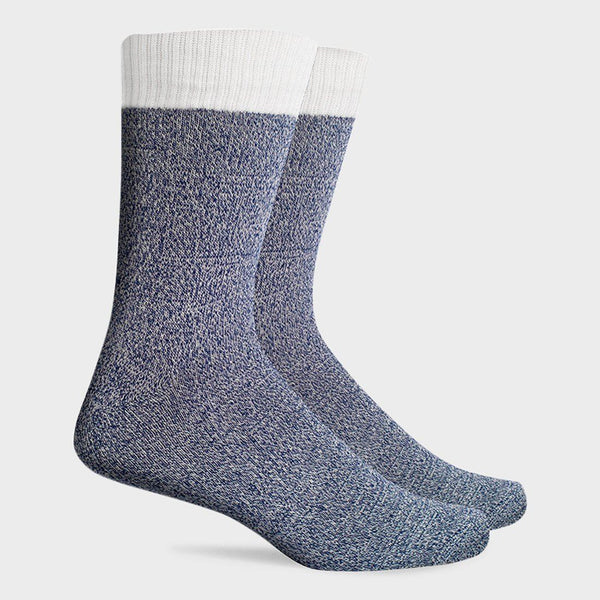 product: Richer Poorer Raya Crew Sock Navy