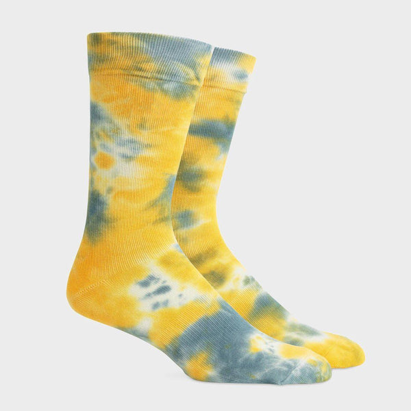 product: Richer Poorer Sherbert Sock Sage Yellow