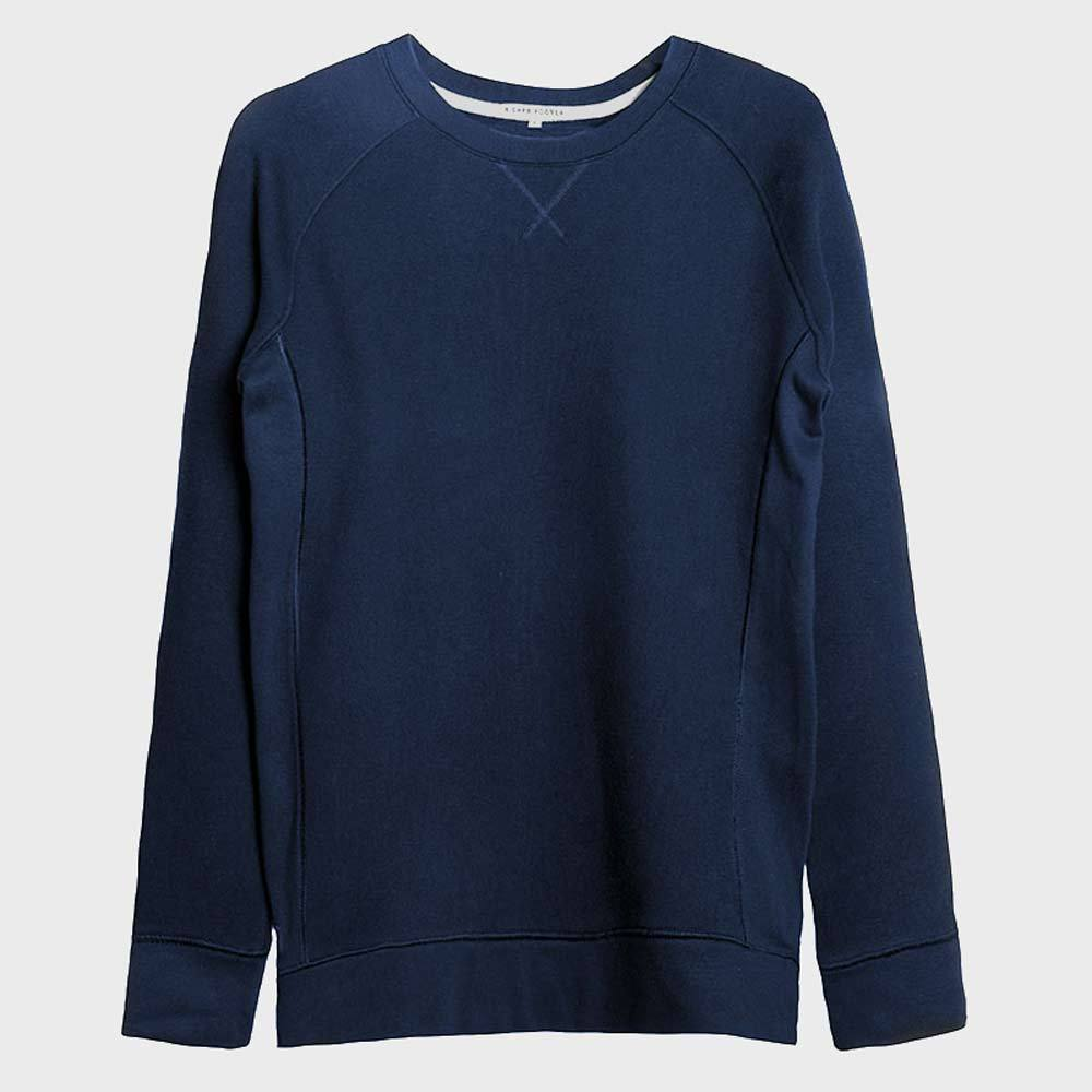 Richer Poorer Sweatshirt Navy