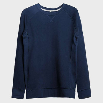 product: Richer Poorer Sweatshirt Navy