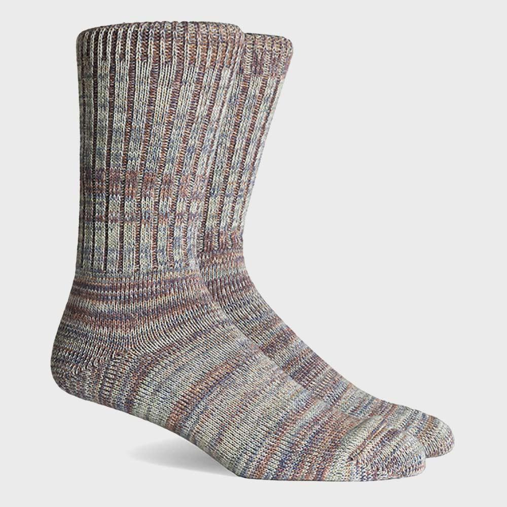 Richer Poorer Wayfarer Socks Oatmeal