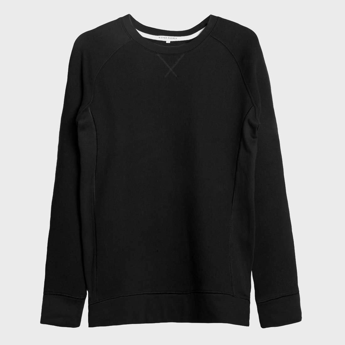 Richer Poorer Sweatshirt Women's Black