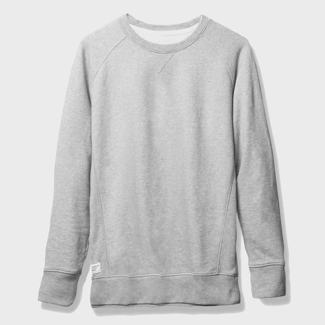 Richer Poorer Sweatshirt Women's Heather Grey