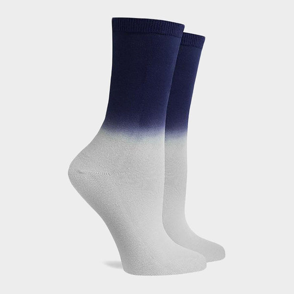 product: Richer Poorer Women's Dakota Crew Sock Blue