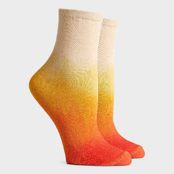 product: Richer Poorer Women's Hofman Sock Blazing Yellow