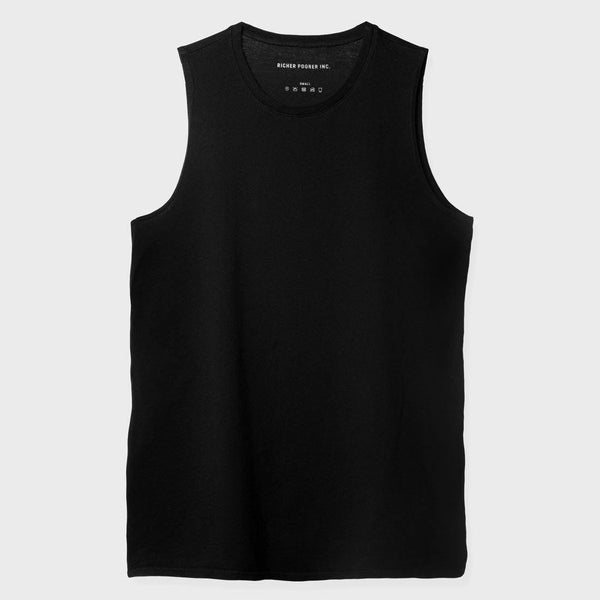 product: Richer Poorer women's muscle tank black
