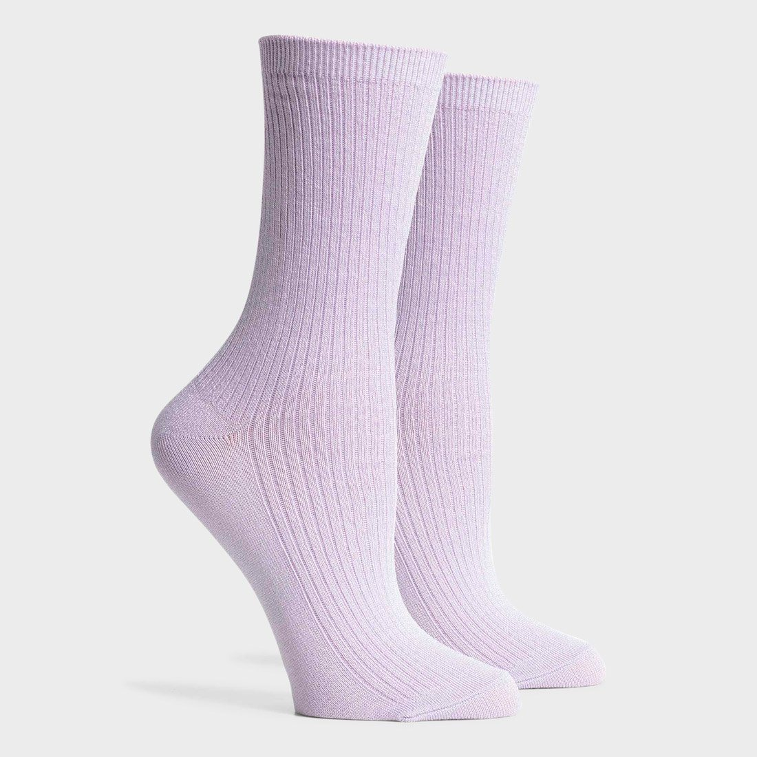 Richer Poorer Women's Nightingale Crew Lilac