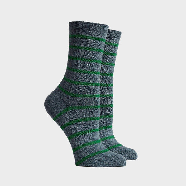 product: Richer Poorer Women's Nora Sock Blue Nights