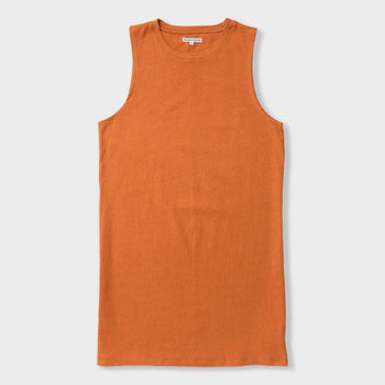 product: Richer Poorer Women's Tank Dress Tobacco