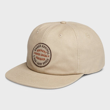 product: Roark 1-800-Lost Souls Hat Khaki