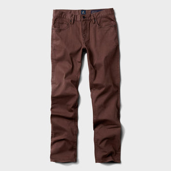 product: Roark HWY 133 Pant Wine