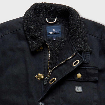 product: Roark Axeman Jacket Black