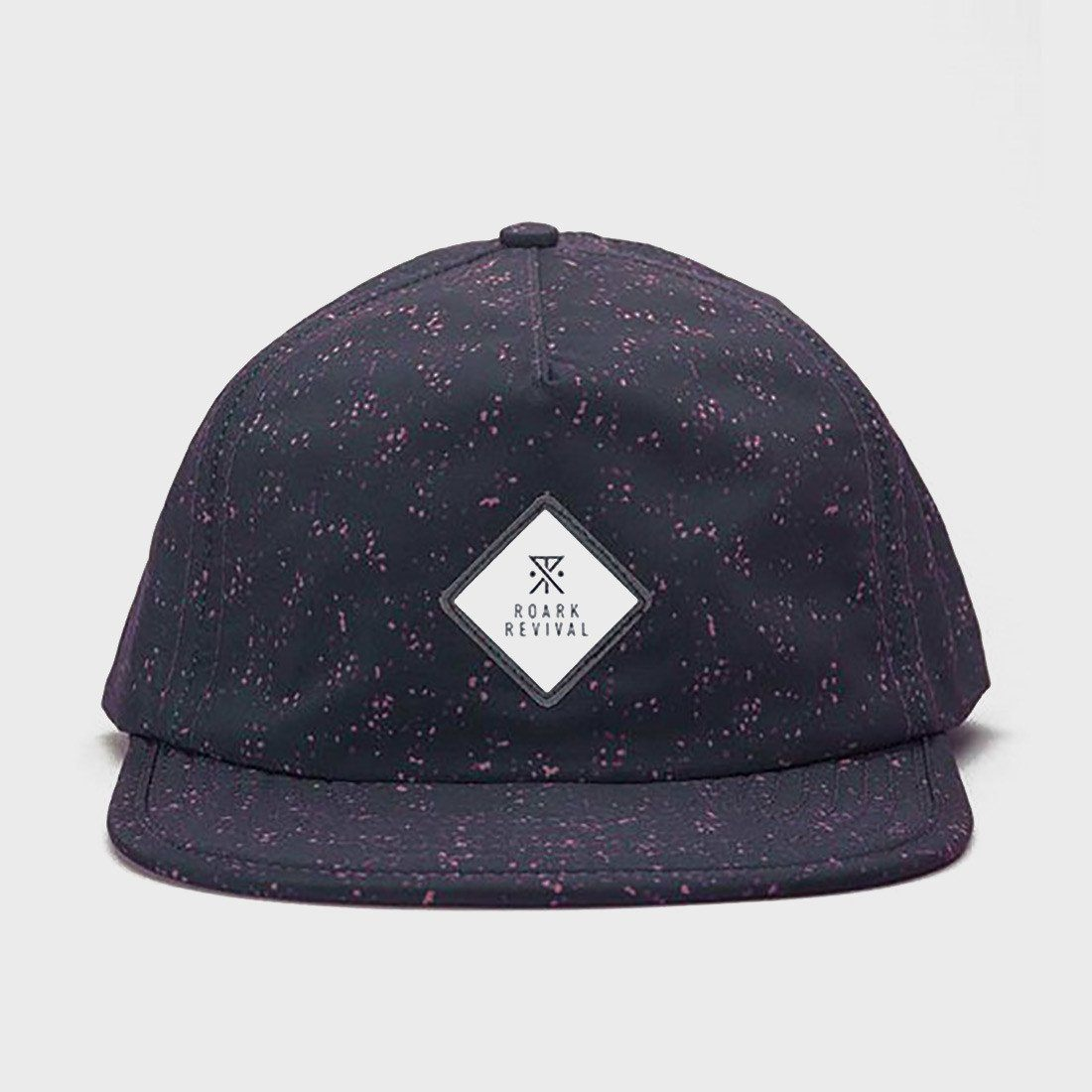 Roark Bindi Crush Hat Navy