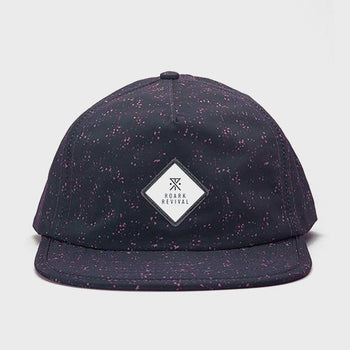 product: Roark Bindi Crush Hat Navy