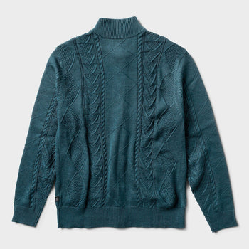 product: Roark Colleague Knit Blue