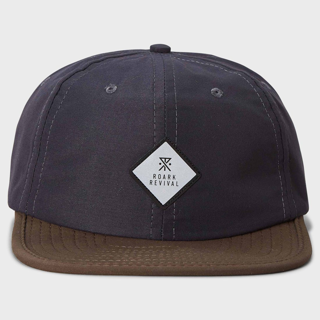 Roark Crusher Hat Grey
