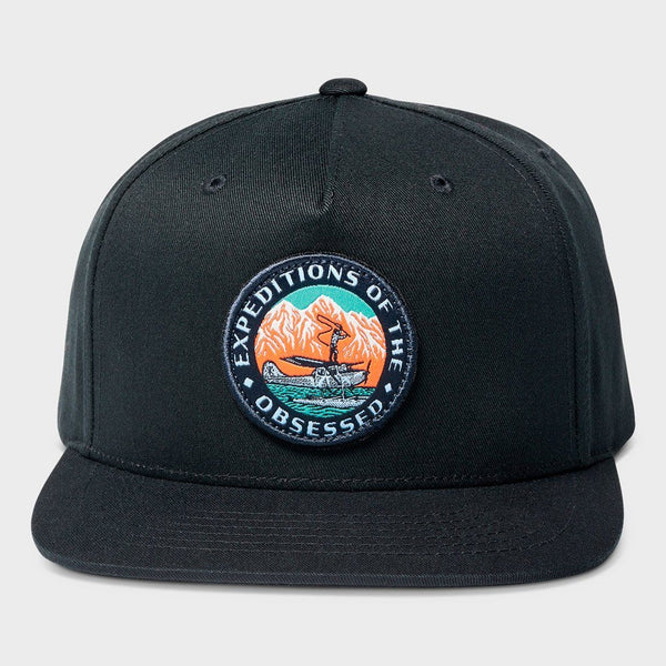 product: Roark Expeditions of the Obsessed Hat Black
