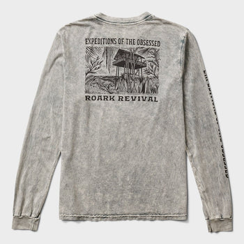 product: Roark Expeditions Of The Obsessed Shirt Grey