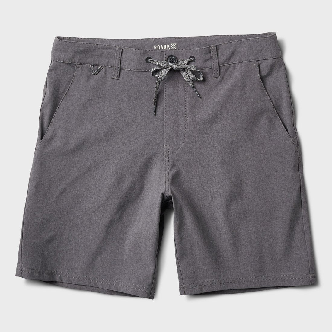 Roark Explorer Short Charcoal