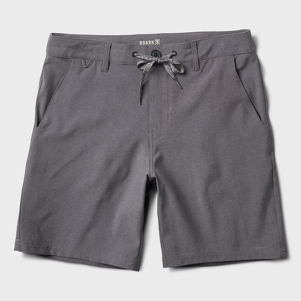 product: Roark Explorer Short Charcoal