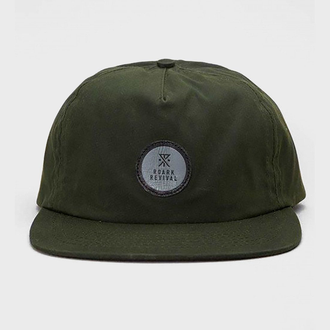 Roark Hard Ball Hat Army Green