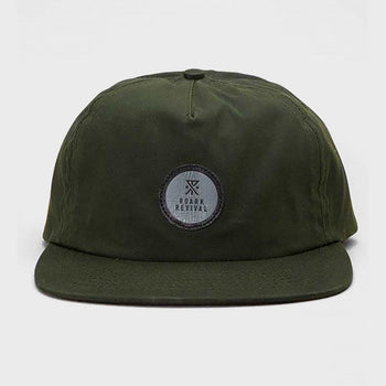 product: Roark Hard Ball Hat Army Green