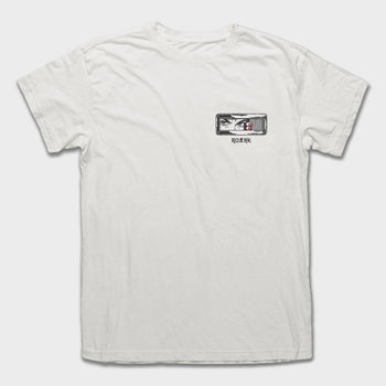 product: Roark High Stakes T-Shirt White