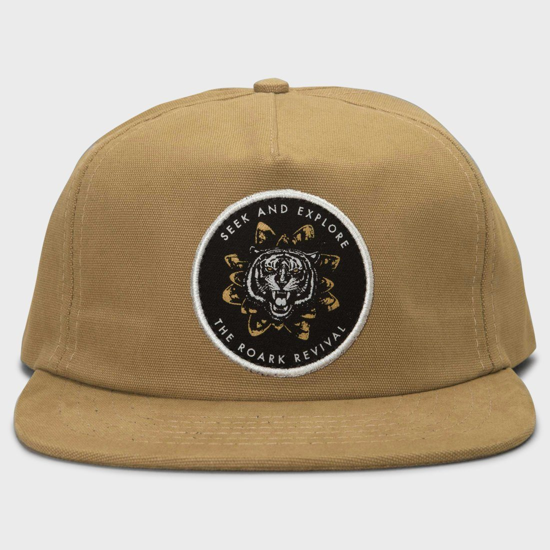 Roark India Love Hat Khaki