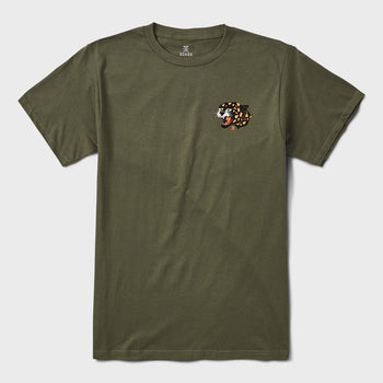 product: Roark Kowloon Tiger T-Shirt Army