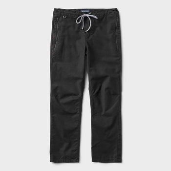product: Roark Layover Stretch Travel Pant Black
