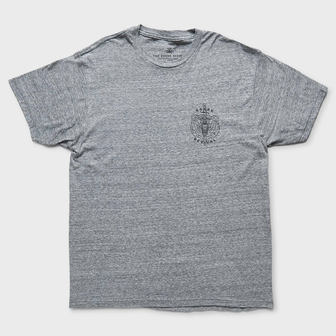 Roark Medved T-Shirt Heather Grey