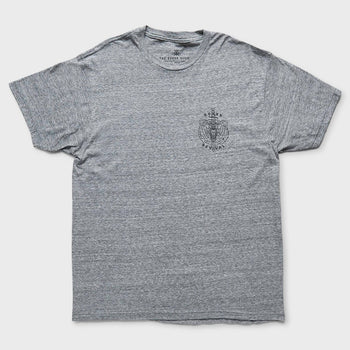 product: Roark Medved T-Shirt Heather Grey