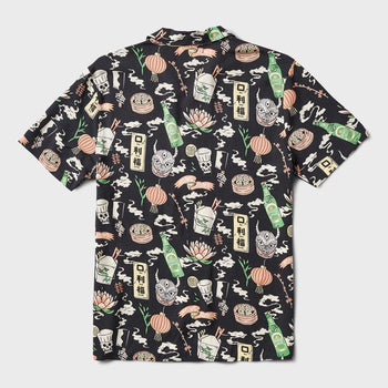 product: Roark Noodle Shop Shirt Black