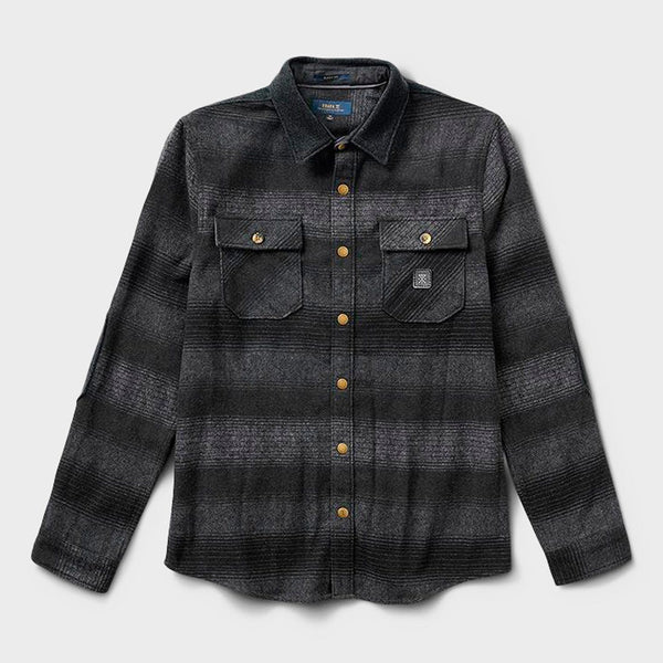 product: Roark The Nordsman Flannel Black