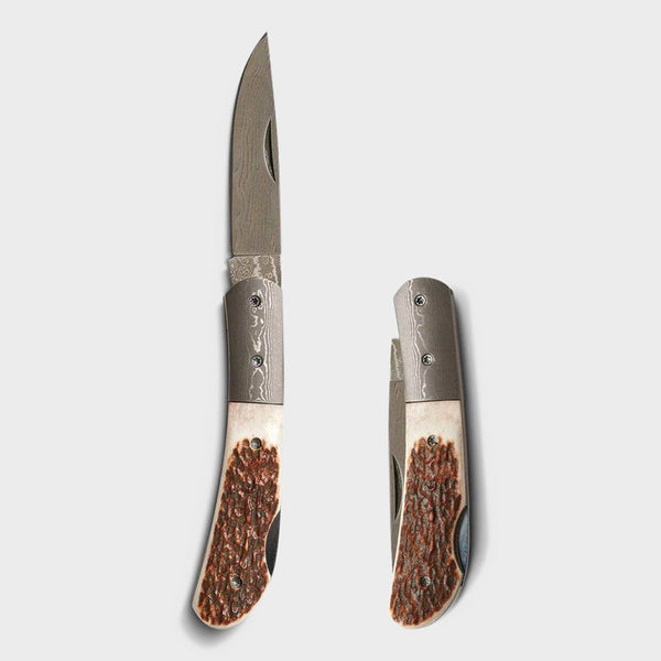 product: Roark Rio Negro Pocket Knife Natural