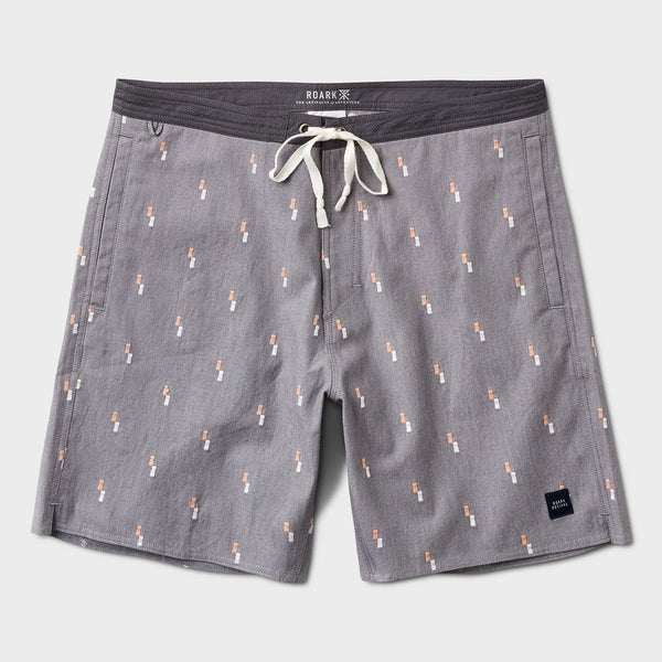 product: Roark Sea Bound Shorts Grey