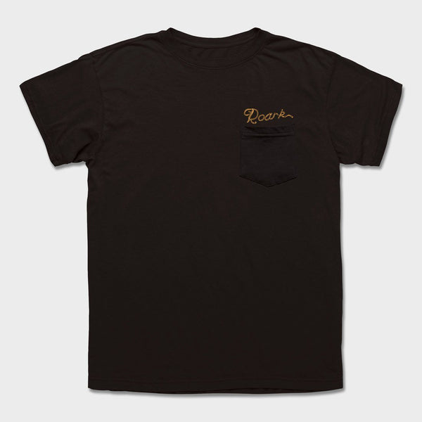 product: Roark Signature T-Shirt Black