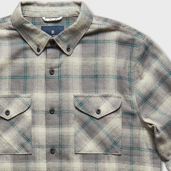 product: Roark Tundra Flannel Natural