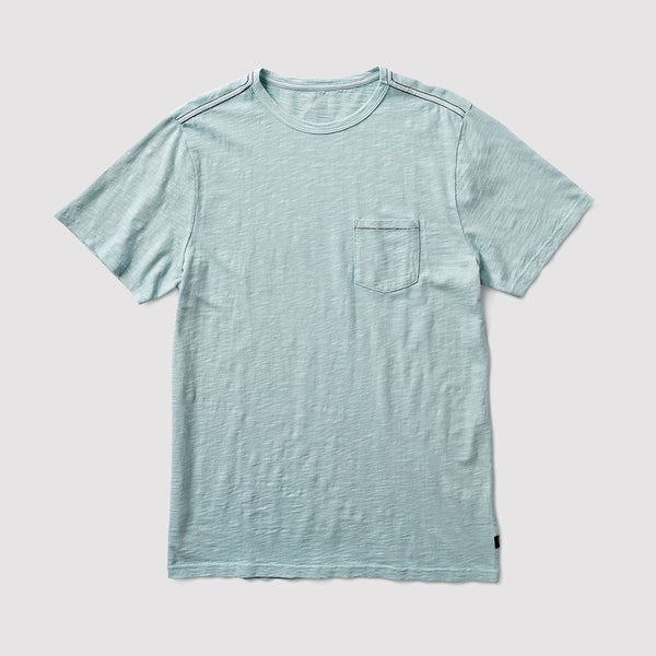 product: Roark Well Worn Midweight T-Shirt Light Blue