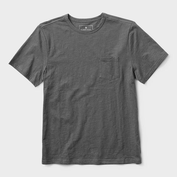 product: Roark Well Worn T-Shirt Charcoal