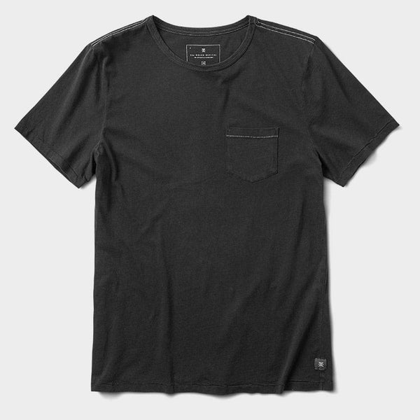 product: Roark Well Worn T-shirt Black