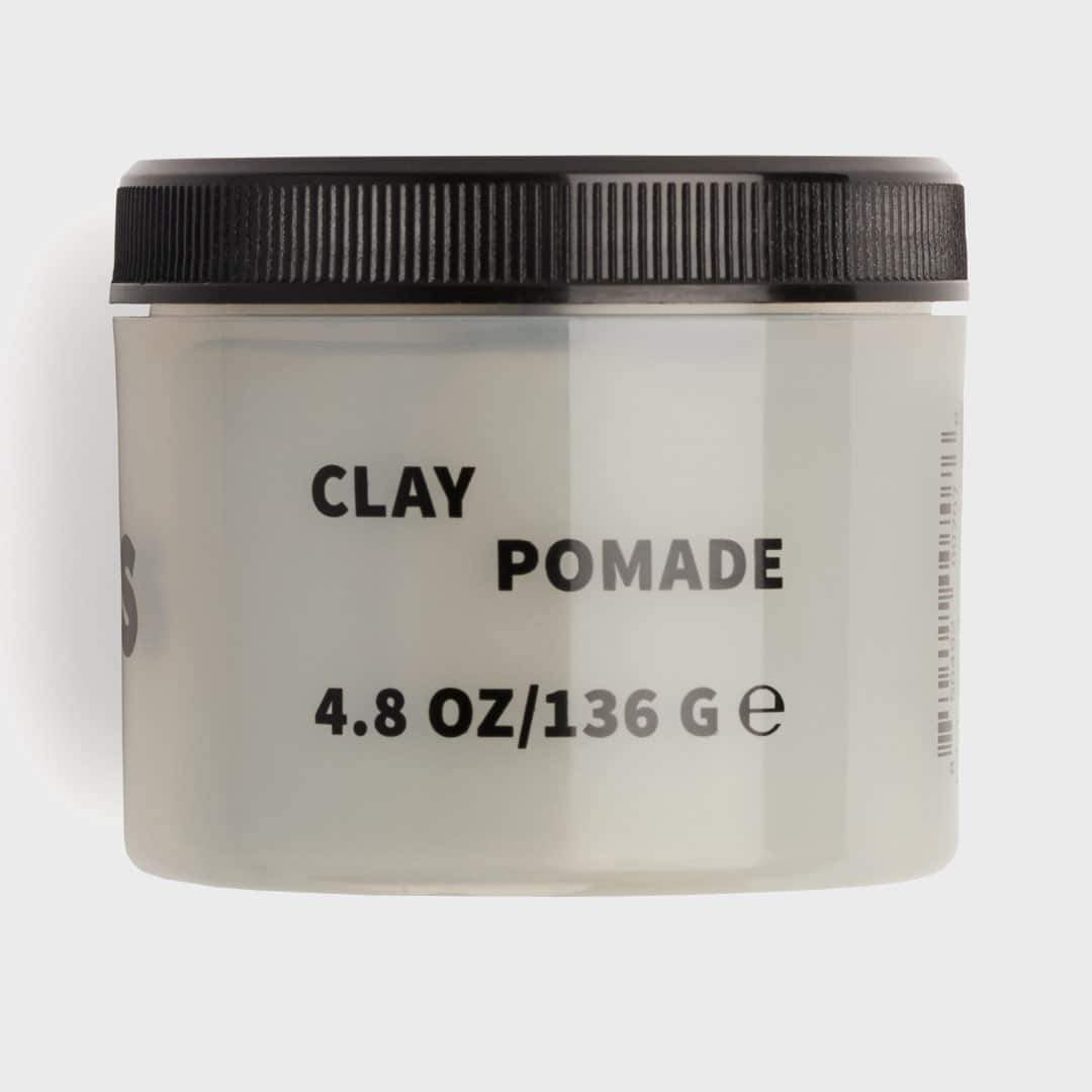 Rudy's Clay Pomade 4.8oz